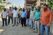 અમદાવાદ: હાથરસ કેસમાં ઝડપી ન્યાયની માંગ સાથે 20 હજાર સફાઈ કર્મચારીઓ કામથી અળગા રહ્યા