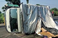 દશેરાની સવારે રાજ્યમાં બે મોટા અકસ્માત, 3 બાળકો સહિત 5 વ્યક્તિનાં કમકમાટીભર્યા મોત