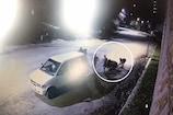 વાપીમાં ગૌ તસ્કરો બેફામ, રસ્તા પર બેઠેલી ગાયને કારમાં ભરીને ફરાર, બનાવ CCTVમાં કેદ થયો