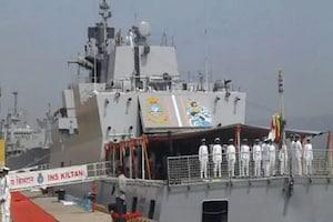 Indian Navyની વધી તાકાત, બેડામાં સામેલ થયું Made In India જંગી જહાજ INS કવરત્તી