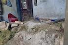 વિસાવદરમાં મકાન ધરાશાયી થતા માતા અને પુત્રનું કરૂણ મોત, પિતા અને અન્ય પુત્ર ઇજાગ્રસ્ત