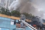 Mumbai Fire : મુંબઇના શોપિંગ મૉલમાં ભીષણ આગ, 3500 લોકોને સલામત સ્થળે ખસેડાયા