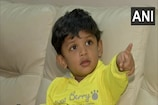 હૈદરાબાદ : 1 વર્ષ 9 મહિનાના આ 'જીનિયસ બાળકે' પોતાના નામ પર અત્યાર સુધીમાં 5 રિકોર્ડ્સ નોંધ