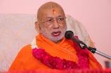 શરદ પૂર્ણિમાએ કુમકુમ મંદિરના મહંત આનંદપ્રિયદાસજી સ્વામી 100મા વર્ષમાં મંગલ પ્રવેશ કરશે