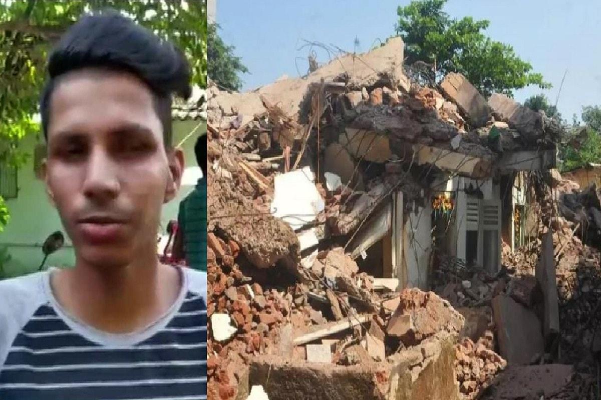 મુંબઈઃ મુંબઈના (Mumbai) ડોંબિવલીમાં (Dombivali) એક સગીર યુવકના કારણે આશરે 75 લોકોના જીવ બચ્યા હતા. કારણ કે તેના કારણે સમયસર બે માળની ઈમારતમાંથી લોકો બહાર નીકળી ગયા હતા અને થોડી જ ક્ષણોમાં ઈમારત ધરાશાયી થઈ ગઈ હતી.