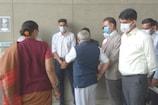 અમદાવાદ: નીતિન પટેલે 108 ઇમરજન્સી કંટ્રોલરૂમના અધિકારીઓને ખખડાવ્યા