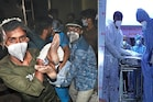 રાજકોટ : 5 દર્દીઓ કોરોના સામે લડતા લડતા આગમાં ભૂંજાયા, 'ICU બન્યું સ્મશાન'