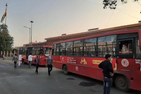અમદાવાદ કરફ્યૂ : બહારગામનાં મુસાફરોને રેલવે સ્ટેશનથી રિંગ રોડ લઇ જવા તંત્રનો ગજબ આઇડિયા