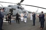 રાષ્ટ્રપતિ રામનાથ કોવિંંદ પહોંચ્યા કેવડિયા, 'ઓલ ઇન્ડિયા પ્રિસાઈડિંગ ઓફિસર્સ કોન્ફરન્સ' શરૂ