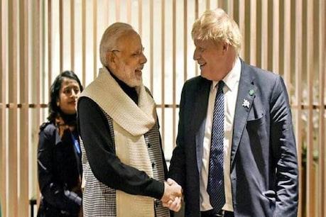 બ્રિટને PM મોદીને G7 સંમેલનનું આપ્યું આમંત્રણ, સમિટ પહેલા જૉનસન પણ ભારત આવશે