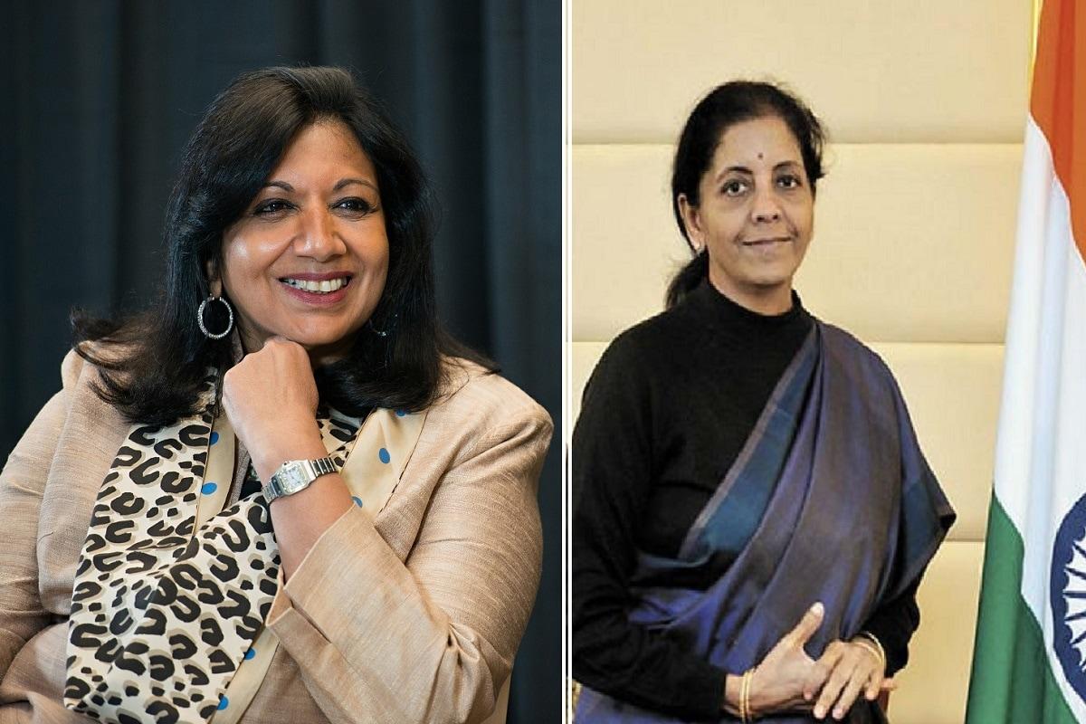 powerful indian women in forbes 2020 listભારતીય મહિલાઓ દરેક ક્ષેત્રમાં પોતાની આવડત અને હુનર બતાવતી આવી છે. પછી તે રાજકારણ હોય, સંરક્ષણ ક્ષેત્ર હોય કે વ્યાપાર. ભારતીય મહિલાઓની બોલબાલા ફક્ત ભારતમાં જ નહી પણ સમગ્ર વિશ્વમાં થઈ રહી છે. દુનિયાની સૌથી પાવરફૂલ 100 મહિલાઓની યાદીમાં ચાર ભારતીય મહિલાઓને સ્થાન મળ્યું છે. તો વિશ્વમાં ભારતને ગૌરવ અપાવનાર આ ચાર મહિલાઓ કોણ છે તે જાણી લઈએ.