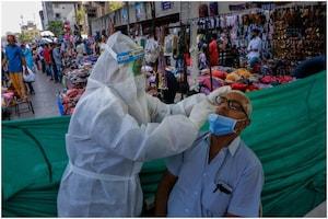 COVID-19 in India: દર્દીઓની સંખ્યા 95 લાખને પાર, 24 કલાકમાં નોંધાયા 35,551 કેસ
