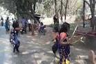 વલસાડઃ બે પરિવારોના પુરુષો અને મહિલાઓ વચ્ચે થઈ જોરદાર મારામારી, મહિલાઓના ફૂટ્યાં માથા