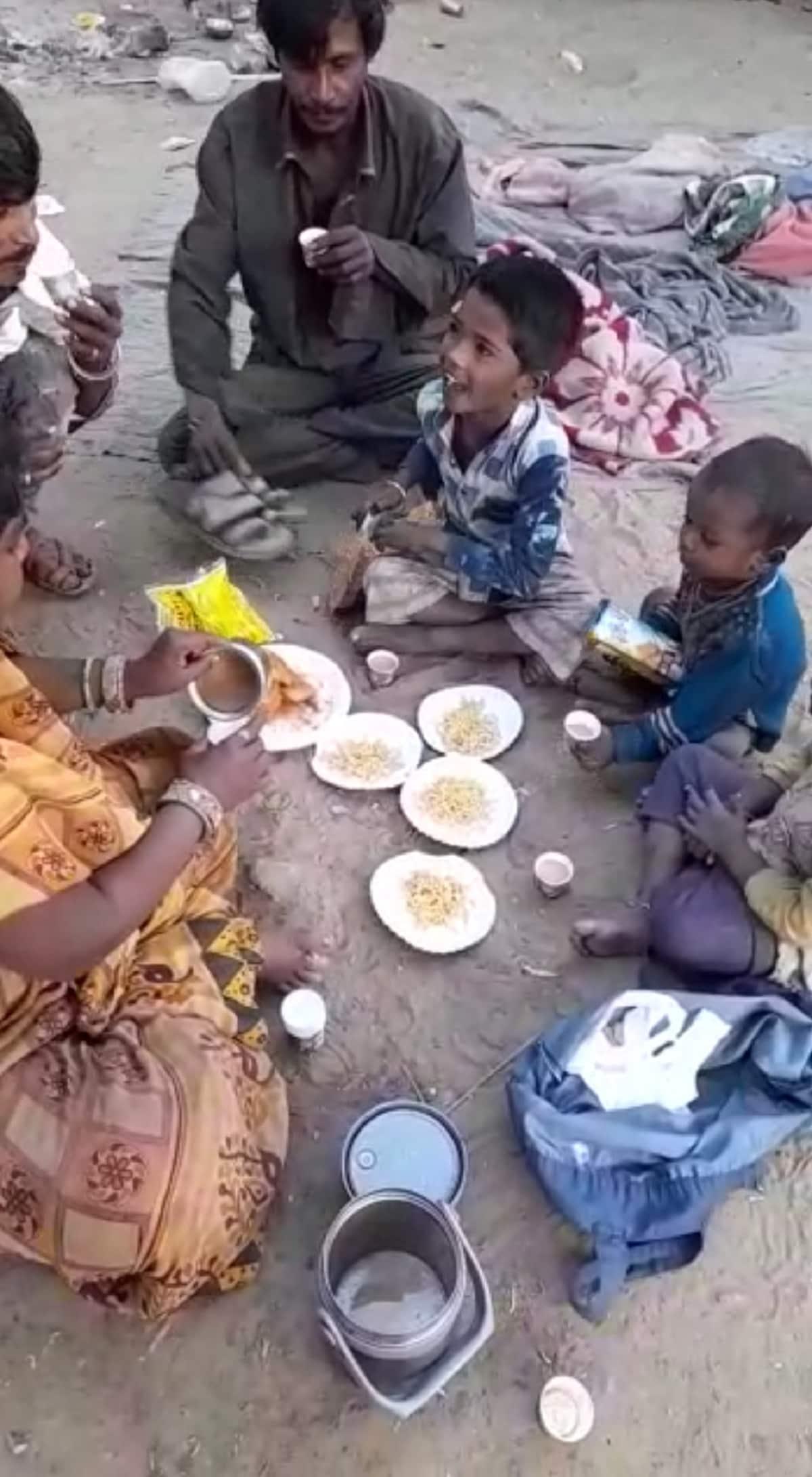 તેઓ કહે છે કે, ગરીબોને પડતી મુશ્કેલી તેઓએ ખૂબ નજીકથી જોઈ અને અનુભવી છે. એટલે જ્યારે પણ કોઈ ગરીબ અને ભૂખ્યા લોકોને જોઉં છું એટલે તેને મદદ કરવાની પ્રેરણા આપોઆપ મળે છે.