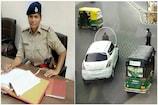 મહેસાણાઃ કાર આગળ ઊભેલા મહિલા PSIને કચડવાનો પ્રયાસ કરી કાર ચાલક ફરાર, ઘટના CCTVમાં કેદ
