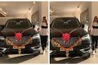 નિયા શર્માએ ખરીદી લાખો રૂપિયાની લગ્ઝુરિયસ કાર,  કિંમત જાણીને ઉડી જશે હોંશ