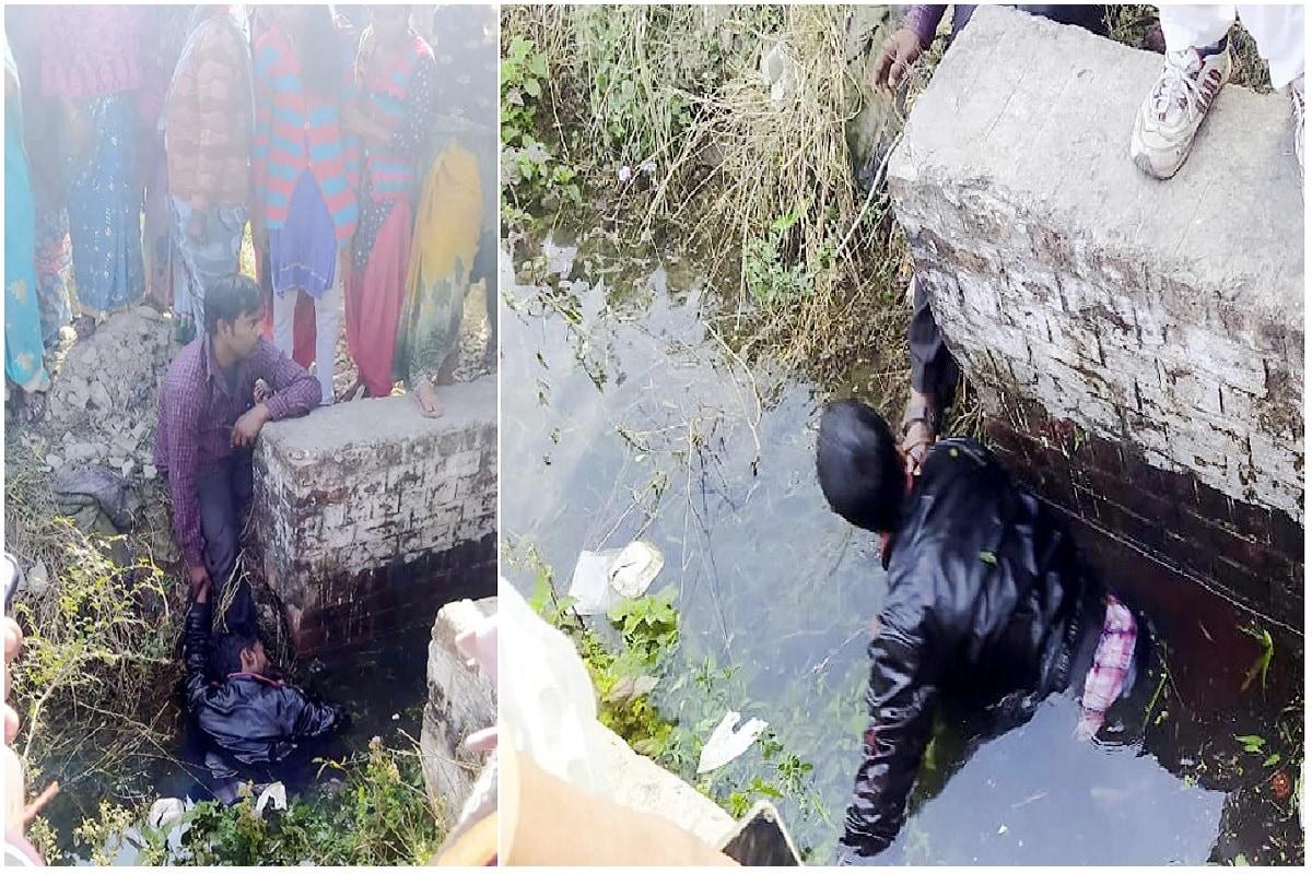 શાહજહાંપુરઃ ઉત્તર પ્રદેશના (Uttar Pradesh) શાહજહાંપુરમાં (Shahjahanpur) ટ્રેનથી કપાઈને યુવકનું દર્દનાક મોત (boy died due to train hit) થયાની ઘટના સામે આવી હતી. ટ્રેનથી કપાઈને તેના શરીરના બે ભાગ થઈ ગયા હતા. આમ છતાં પણ તે એ કહી રહ્યો હતો કો આના પાછળ કોઈની ભૂલ નથી. લગભગ 12થી 13 કલાક સુધી મોત સામે જંગ લડતા લડતા યુવક જિંદગીની જંગમાં હારી ગયો હતો. સરવાર દરમિયાન તેનું મોત નીપજ્યું હતું.