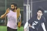 આર્યન ખાન અને સુનીલ શેટ્ટીનો પુત્ર અહાન શેટ્ટી ક્રિકેટ રમતા થયા કેમેરામાં કેદ