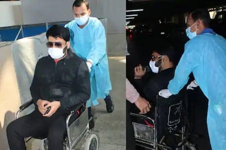 Kapil Sharma on Wheelchair: કપિલ શર્માને કેમ વ્હીલચેર પર બેસવાની જરૂર પડી? તેણે ખુદ જણાવ્યું કારણ
