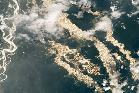 સોનામાં ફેરવાઈ Amazon નદી! NASAએ ક્લિક કરેલી તસવીરોએ આશ્ચર્ય સર્જ્યું, જાણો તેની પાછળનું કારણ