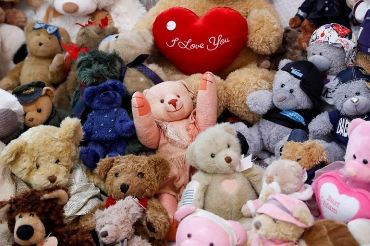 Teddy Day 2021: ગિફ્ટથી પ્રેમમાં વધારો થાય છે, આ વાતમાં કોઈ બેમત નથી. તેથી ટેડી ડેના અવસરે તમે પોતાના સાથીને ખૂબ જ ક્યૂટ Teddy Bear ગિફ્ટ કરી શકો છો. માર્કેટમાં આપના બજેટમાં એટલે કે 100 રૂપિયાથી લઈને 2 હજાર સુધીમાં Teddy Bear ખરીદી શકો છો. નોંધનીય છે કે, વેલેન્ટાઇન ડે (Valentine's Day) થી ચાર દિવસ પહેલા ઉજવવામાં આવતા Teddy Day પોતાના પાર્ટનરના ચહેરા પર સ્મિત લાવવાનો સારો દિવસ છે.