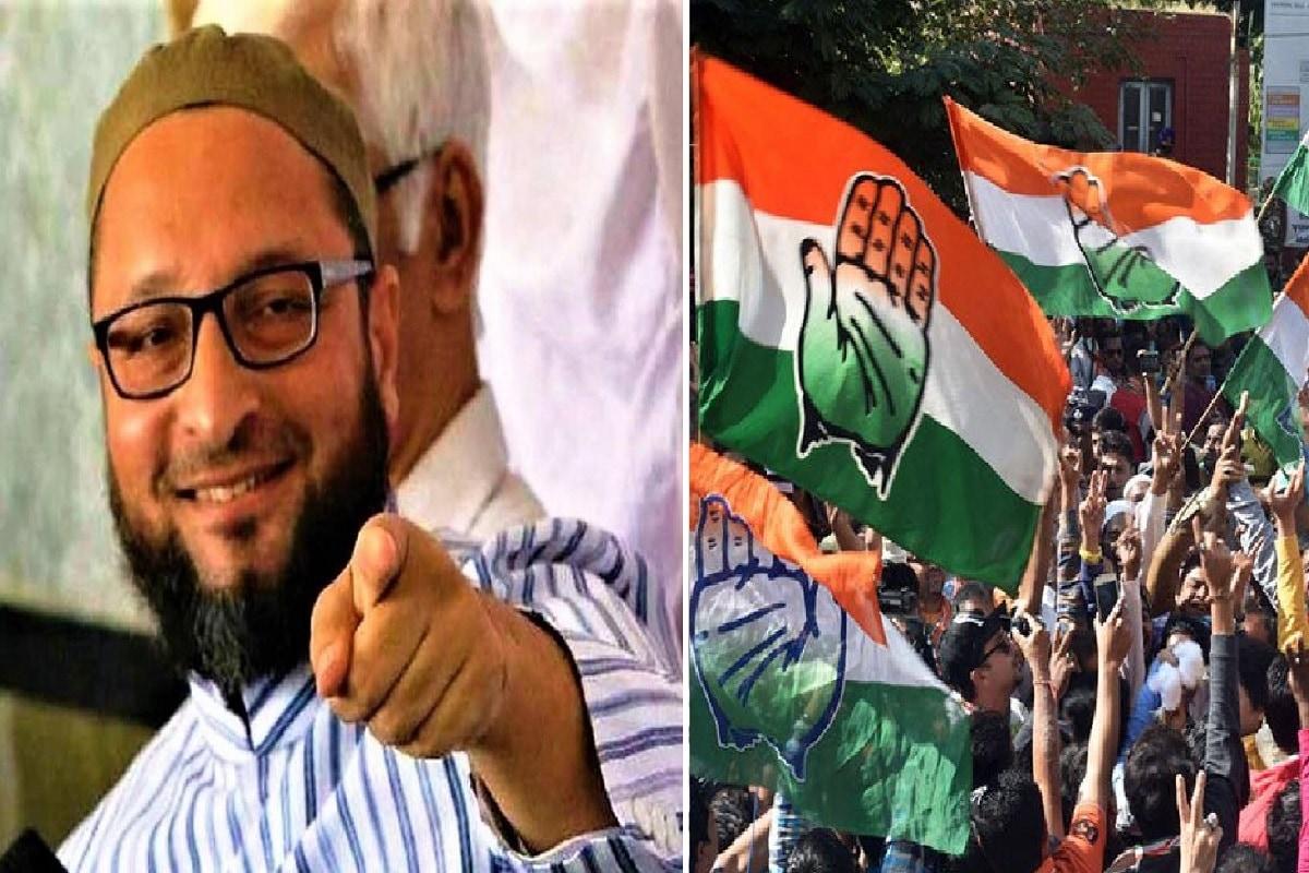 મંગળવારે, 23મી ફેબ્રુઆરીના રોજ ગુજરાતની છ મ્યુનિસિપલ કોર્પોરેશનના ચૂંટણી પરિણામ (Gujarat municipal election result) જાહેર થયા હતા. જેમાં ભાજપનો (BJP) ભવ્ય વિજય થયો હતો, જ્યારે કૉંગ્રેસ (congress) પાર્ટીનું ધોવાણ થયું હતું. આ સાથે આ વખતે ઔવેસીની (Asaduddin Owaisi) પાર્ટી AIMIM તથા કેજરીવાલની (Arvind Kejrival) AAP પાર્ટીએ પણ ગુજરાતમાં એન્ટ્રી મારી છે. ત્યારે આ બંને પાર્ટીઓએ ચૂંટણી પરિણામોમાં જનતાનું અને રાજકીય વિશ્લેષકોનું ધ્યાન ખેંચ્યું હતું. અમદાવાદની (Ahmedabad) વાત કરીએ તો આ વખતે ઓવૈસીની પાર્ટીએ 7 બેઠકો પર કબજો કર્યો છે. આ સાથે ભાજપે 159 અને કૉંગ્રેસે 25 બેઠકો જીતી છે. આ પરિણામો જોતા વિધાનસભામાં કૉંગ્રેસને ઓવૈસીની પાર્ટી માત આપી શકે તેવા અનેક પરિબળો જોવા મળ્યા છે.
