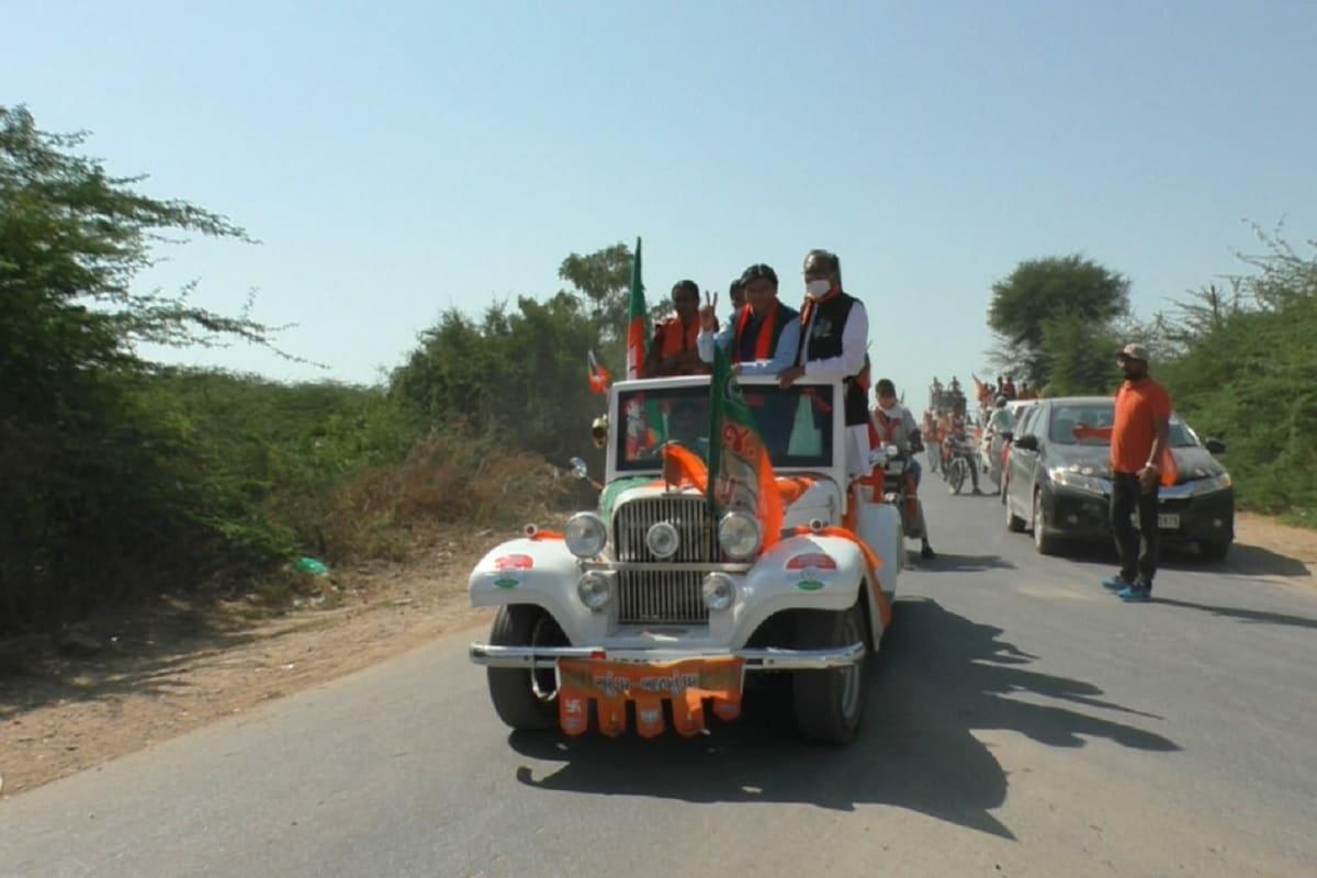 ઉલ્લેખનીય છે કે ગુજરાત સ્થાનિક સ્વરાજની ચુંટણીઓમાં છ મહાનગરપાલિકાની ચુંટણીઓ પુર્ણ થઈ છે અને હેવ તાલુક જીલ્લા અને પાલિકાની ચુંટણી માટે આગામી 28 ફેબ્રુઆરીએ મતદાન થવાનું છે.