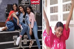 અમદાવાદી મોડલ Deepika Padukone સાથે ચમકી Levisની એડમાં, જુઓ PHOTOS