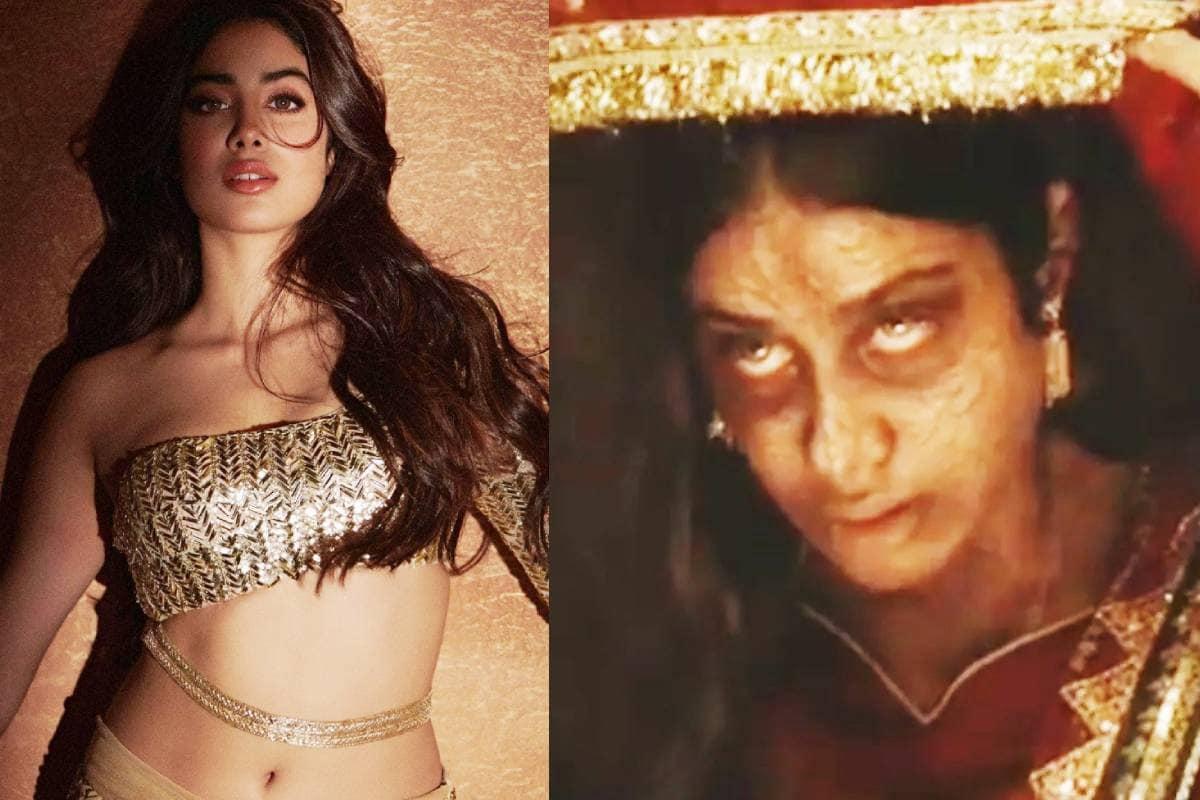એન્ટરટેઇનમેન્ટ ડેસ્ક: બોલિવૂડ એક્ટ્રેસ જાહ્નવી કપૂર (Janhvi Kapoor)ની મોસ્ટ અવેટેડ ફિલ્મ રુહી (Roohi) 11 માર્ચનાં સિનેમાઘરમાં રિલીઝ થવાની છે. કોરોના કાળ બાદ પહેલી વખત કોઇ મોટા બજેટની ફિલ્મ સિનેમાઘરમાં રિલીઝ થવાની છે. આ પહેલાં જ્યારે ગત વર્ષે માર્ચ મહિનામાં થિએટર્સ બંધ થવાનાં હતાં તે સમયે આખરી ફમોટી ફિલ્મ ઇરફાન ખાનની અંગ્રેજી મીડિયમ હતી, જે 12 માર્ચ 2020નાં સિનેમાઘરમાં રિલીઝ થઇ હતી. એવાં સૌની નજર ફરી બોક્સ ઓફિસ પર ટકી છે. (PHOTO: Instagram @janhvikapoor)