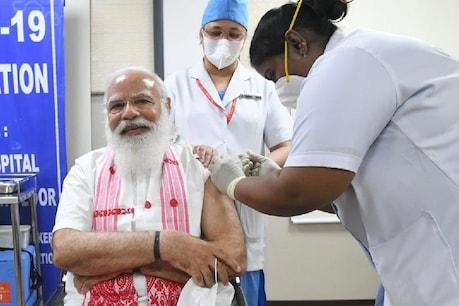 કોરોના વેક્સીન આપનારી સિસ્ટર નિવેદાને PM મોદીએ કહ્યુ, 'રસી આપી પણ દીધી, ખબર જ ન પડી'