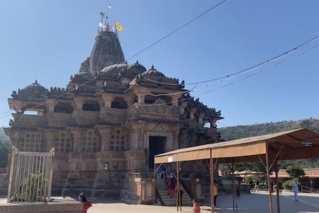 Entry banned with short clothes at famous Shamlaji temple of Aravalli Gujarat– News18 Gujarati