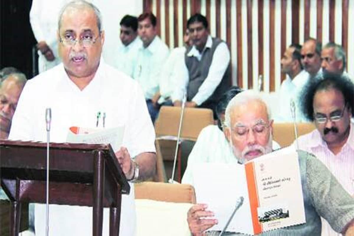આજે ત્રીજી માર્ચે ગુજરાત સરકારનાં (Gujarat Government) નાણાં મંત્રી (Finance Minister) અને નાયબમુખ્યમંત્રી નીતિન પટેલ (Dy. CM Nitin Patel) આજે ગુજરાત સરકારનું બજેટ (Budget) રજૂ કરશે. તેઓ આજે નવમી વાર બજેટ રજૂ કરશે જે પેપરલેસ (Paperless) હશે. બજેટની વિગતો ગુજરાતના અને દેશના દરેક નાગરિકને સરળતાથી મળી રહે તે માટે ગુજરાત સરકારે એક એપ (Budget App) પણ લોન્ચ કરી છે. એપની મદદથી ઓનલાઈન બજેટ જોઈ શકાશે.