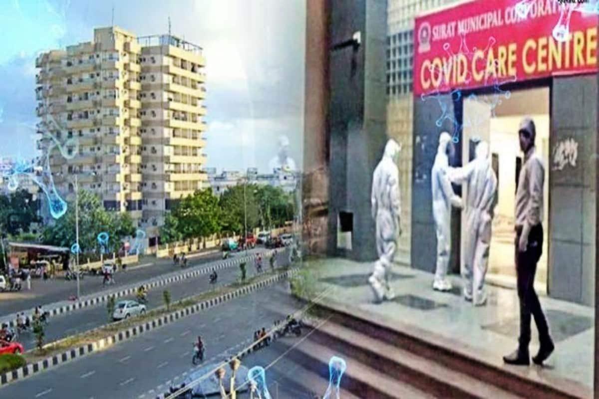 આજે રાજ્યમાં અમદાવાદ શહેરમાં 27, સુરત શહેરમાં 24, રાજકોટમાં 9, વડોદરા શહેરમમાં 8, સુરેન્દ્રનગરમાં 7, ગાંધીનગર જિલ્લામાં 4, સુરત જિલ્લામાં 4, ભરૂચમાં 3, જામનગર 3, જામનગર શહેરમાં 3, બનાસકાંઠા, મહેસાણા, મોરબી, રાડકોટ જિલ્લો, સાબરકાંઠા, વડોદરા જિલ્લામાં 2-2, અમદાવાદ, અરવલ્લી, દેવભૂમિ દ્વારકા, ગાંધીનગર શહેર, જૂનાગઢ જિલ્લો, ખેડામાં પ્રતિ-1 મળીને કુલ 110 નવા મોત થયા છે. સુરતમાં કોરોનાની સ્થિતિ વિકરાળ