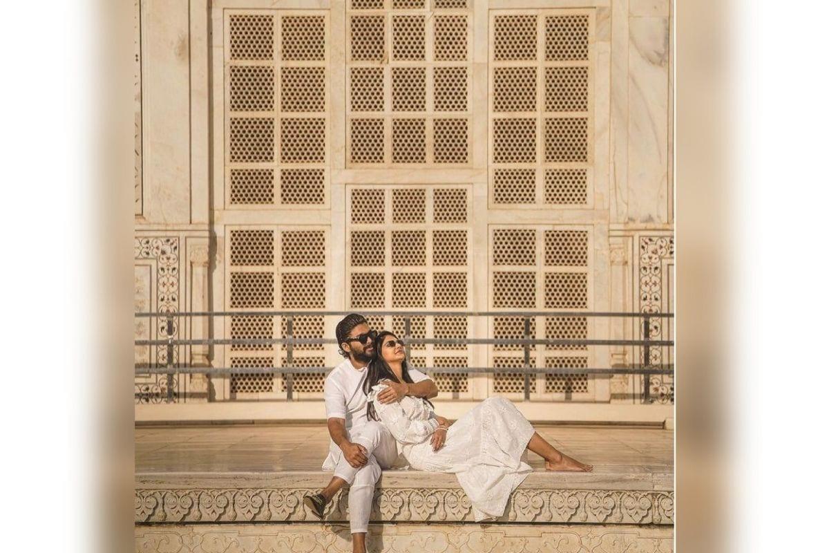 Allu Arjun તેની ફિલ્મોની સાથે તેની લવ સ્ટોરી માટે ચર્ચામાં રહે છે. અલ્લૂ અને સ્નેહા રેડ્ડી (Sneha Reddy)એ 6 માર્ચ વર્ષ 2011માં લગ્ન કર્યા હતાં.