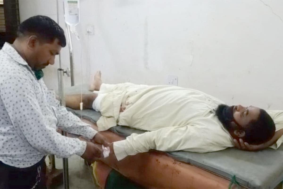 પાલનપુર: ભેંસ જોવાના બહાને વ્યક્તિને ઘર બહાર બોલાવી કર્યું ફાયરિંગ, ઇનોવા કારમાં આવ્યા હતા શખ્સો