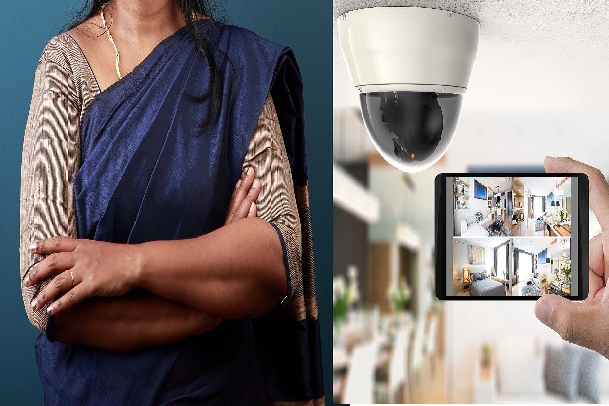 રાજકોટઃ પતિ અન્ય સ્ત્રી સાથે મૈત્રીકરારથી રહે છે, ઘરમાં CCTV કેમેરા ફીટ કરી રાખે છે નજર
