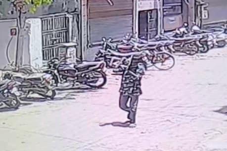 સુરત : પાણીની મોટર ખુલ્લી જગ્યામાં હોય તો ચેતજો! ધોળે દિવસે થતી ચોરી CCTVમાં કેદ
