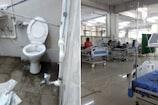 સુરત કોવિડ હૉસ્પિટલમાં ગંદકીના દ્રશ્યો, માથું ફાટી જાય તેવી દુર્ગંધથી દર્દીઓ ત્રાહિમામ