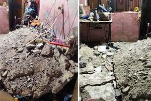 સુરત : મકાનનો સ્લેબ ધડાકાભેર તૂટ્યો, કાટમાળ નીચે દટાઈ જતા બે બાળકોનાં કરૂણ મોત
