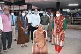 ભાવનગરના 102 વર્ષના રાણીબેને કોરોનાને માત્ર 12 દિવસમાં મ્હાત આપી