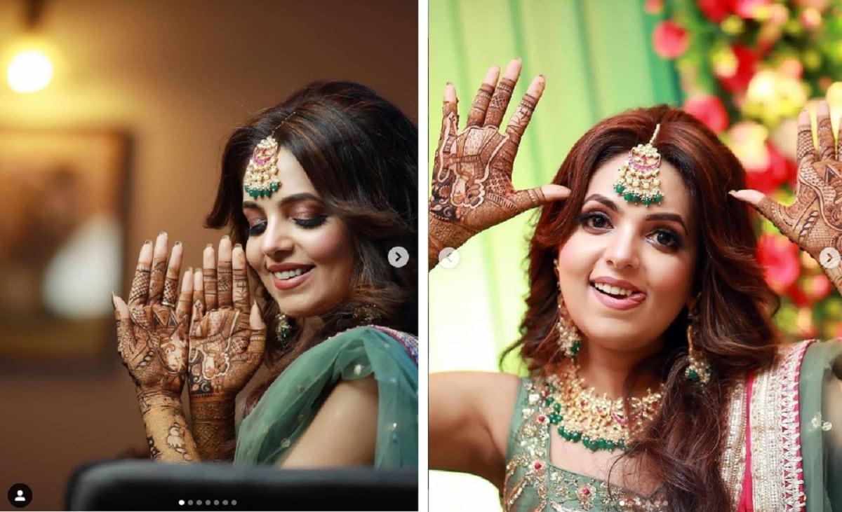 કોમેડીની દુનિયાનાં બે કલાકારો સુગંધા મિશ્રા (Sugandha Mishra) અને સંકેત ભોંસલે (Sanket Bhosale)નાં લગ્ન પર લોકોની નજર હતી. લગ્ન સમારંભમાં ફ્કત પરિવારવાળા જ હાજર હતાં.