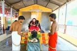 કોવિડ-19 મહામારીથી બચવા માટે બનાવ્યું કોરોના દેવીનું મંદિર, 48 દિવસનો મહાયજ્ઞ થશે