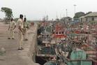 Tauktae વાવાઝોડાને કારણે જામનગરનાં બંદર પર મરીન કમાન્ડો તૈનાત, અવર-જવર બંધ કરાઇ