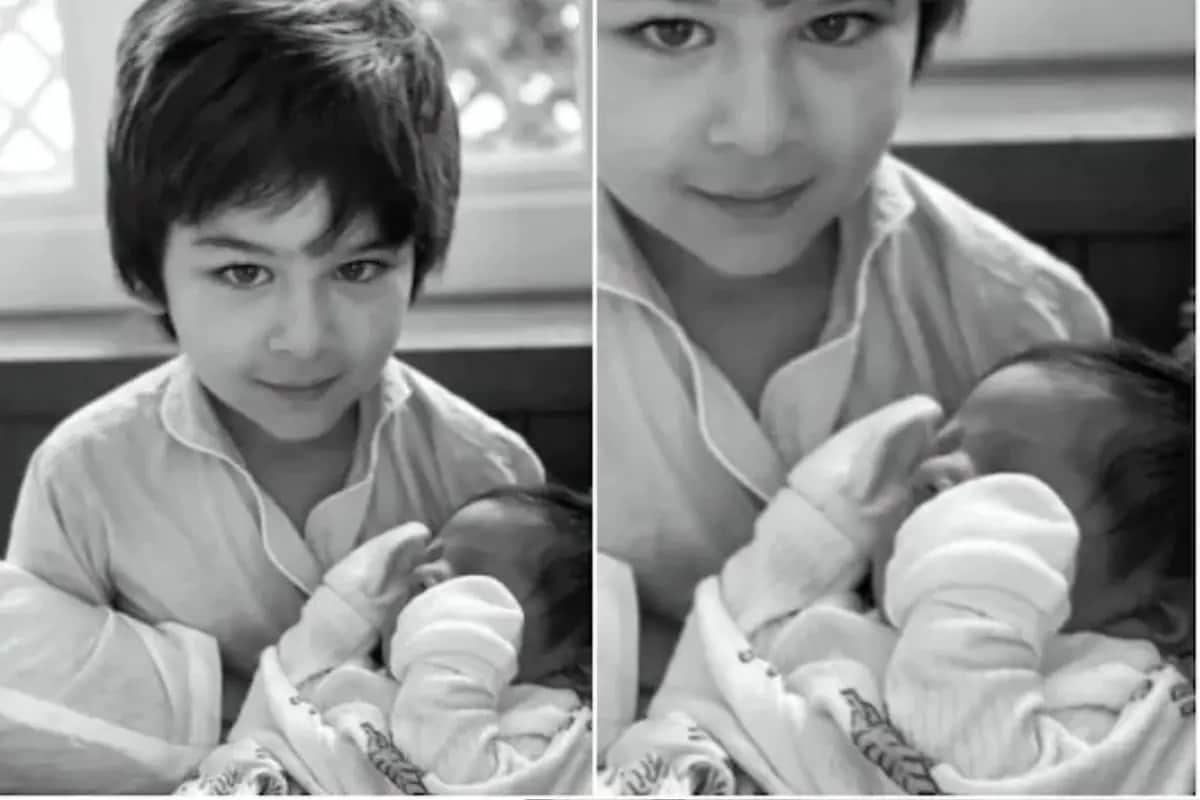 Mother's Day 2021: કરીનાએ પહેલી વખત શેર કરી બીજા દીકરાની તસવીર, લખ્યો ખાસ મેસેજ...