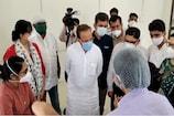 અર્જુન મોઢવાડિયા સુરતની મુલાકાતે: ઓક્સિજનની અછતને પગલે પાટીલ અને BJP પર કર્યા ગંભીર પ્રહાર