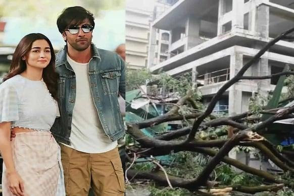 Tauktae Cycloneએ મચાવી તબાહી, રણબીરનાં ઘરે પડ્યું ઝાડ તો બિગ બીનાં ઘરમાં ઘુસ્યુ પાણી..