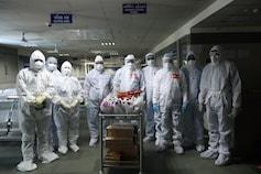 અમદાવાદ: 13 મહિનામાં સિવિલમાં 720થી વધુ હેલ્થકેર વર્કર્સ કોરોનાથી મુક્ત થઇ ફરજ પર જોડાયા
