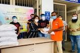 અમદાવાદની સેવાભાવી સંસ્થા દ્વારા સિવિલ હોસ્પિટલમાં કરાઇ દાનની સરવાણી