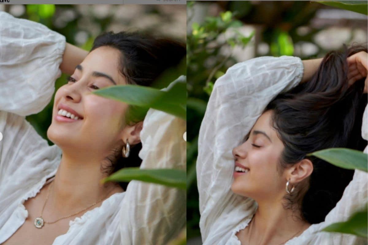 એન્ટરટેઇનમેન્ટ ડેસ્ક: બોલિવૂડની લીજેન્ડ એક્ટ્રેસ શ્રીદેવી (shridevi) અને બોની કપૂર (Boney Kapoor)ની દીકરી જાહ્નવી કપૂર (Janhvi Kapoor) પણ ડાન્સિંગ અને મ્યૂઝિકની દિવાની છે. શ્રીદેવીની ફિલ્મોનાં ડાંસિંગ ગીતો આજે પણ લોકો પસંદ કરે છે અને તેનાં પર ઝૂમે છે. જાહ્નવીએ પણ તેની કેટલીક તસવીરો શેર કરી છે અને ડાન્સ અને મ્યૂઝિક પ્રત્યેનો તેનો પ્રેમ જાહેર કર્યો છે. (PHOTO:janhvikapoor/Instagram)