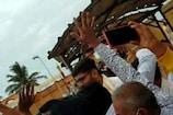 સોમનાથ મંદિર બહાર ગોપાલ ઇટાલિયા અને ઇસુદાન ગઢવીનો જોરદાર વિરોધ, ભાગવું પડ્યું